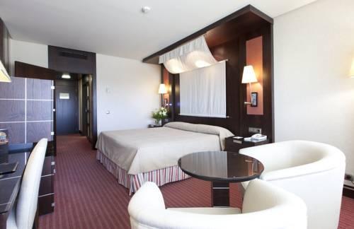 Habitación doble  del hotel Cordoba Center. Foto 2