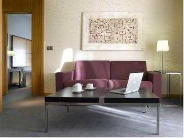 Junior suite  del hotel Macia Real de la Alhambra. Foto 2