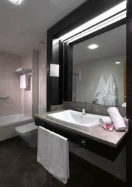 Habitación doble  del hotel Macia Real de la Alhambra. Foto 3