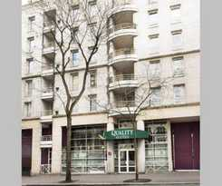 Hotel Quality Suites Bercy Bibliotheque
