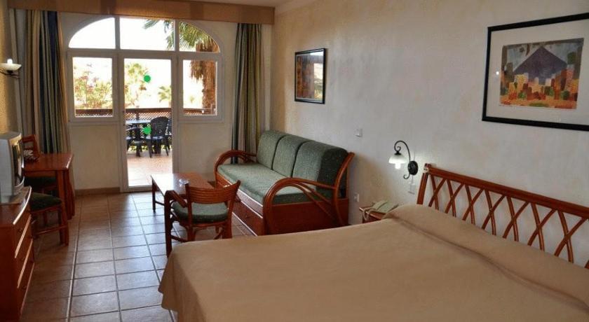 Estudio  del hotel Monte Feliz