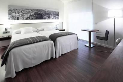 Habitación familiar Lujo del hotel Primus Valencia