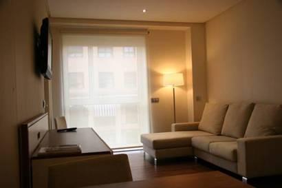Habitación familiar Lujo del hotel Primus Valencia. Foto 1