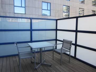 Habitación doble Terraza Superior del hotel Primus Valencia