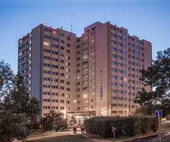 Hotel A&O Prag Metro Strizkov