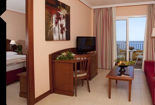 Suite Vista Mar del hotel Be Live Family Costa los Gigantes