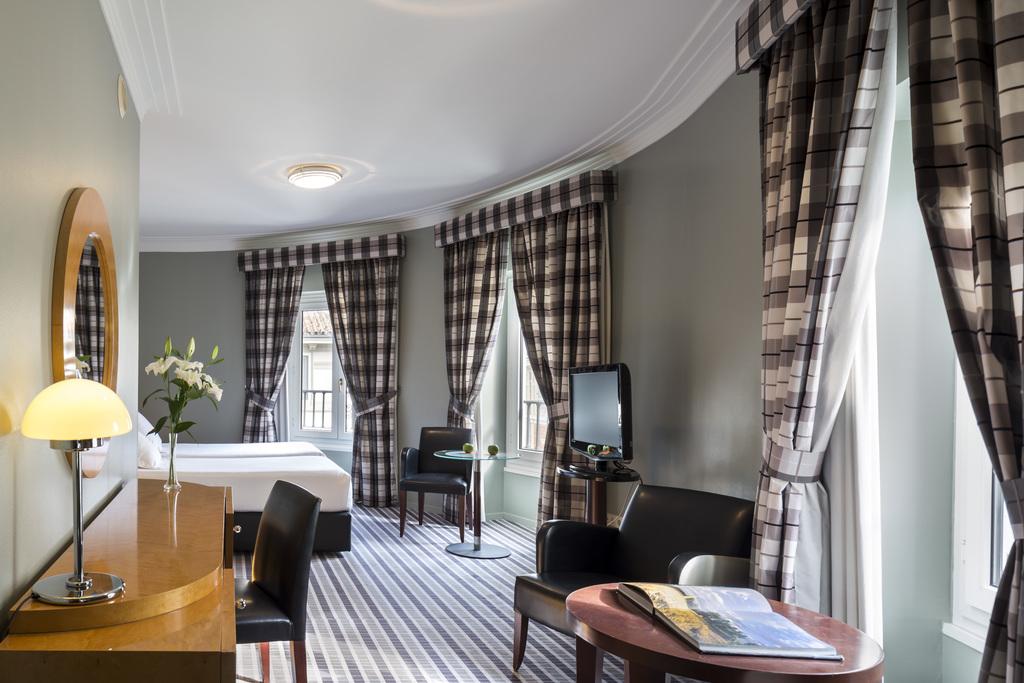 Junior suite  del hotel Room Mate Larios