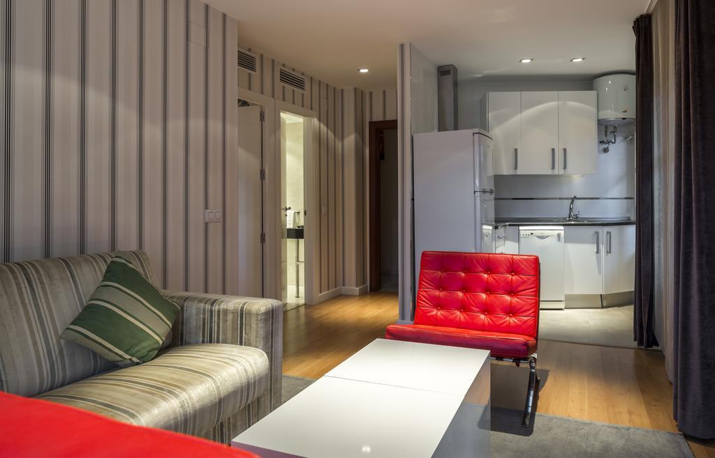 Apartamento 1 dormitorio Anexo del hotel Room Mate Larios