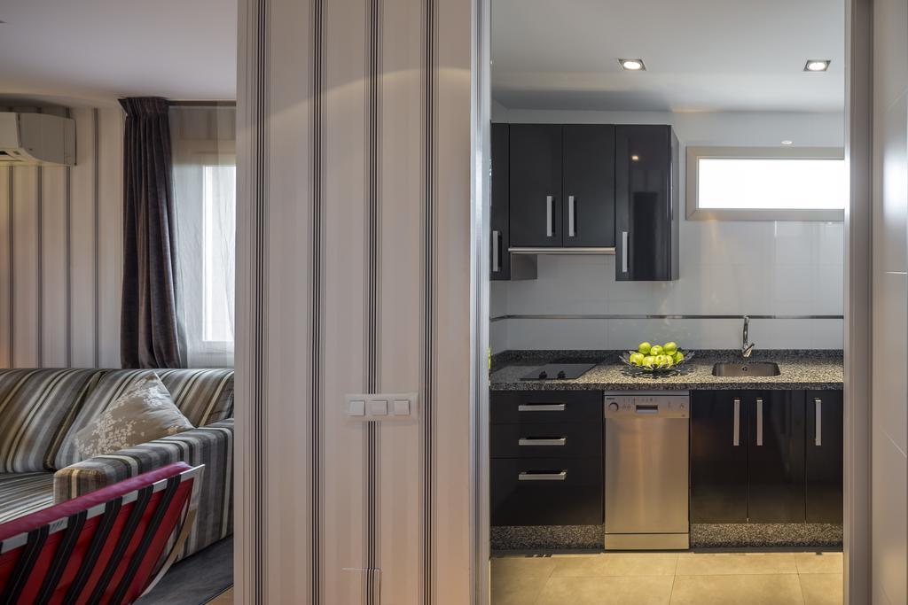Apartamento Dúplex del hotel Room Mate Larios. Foto 1