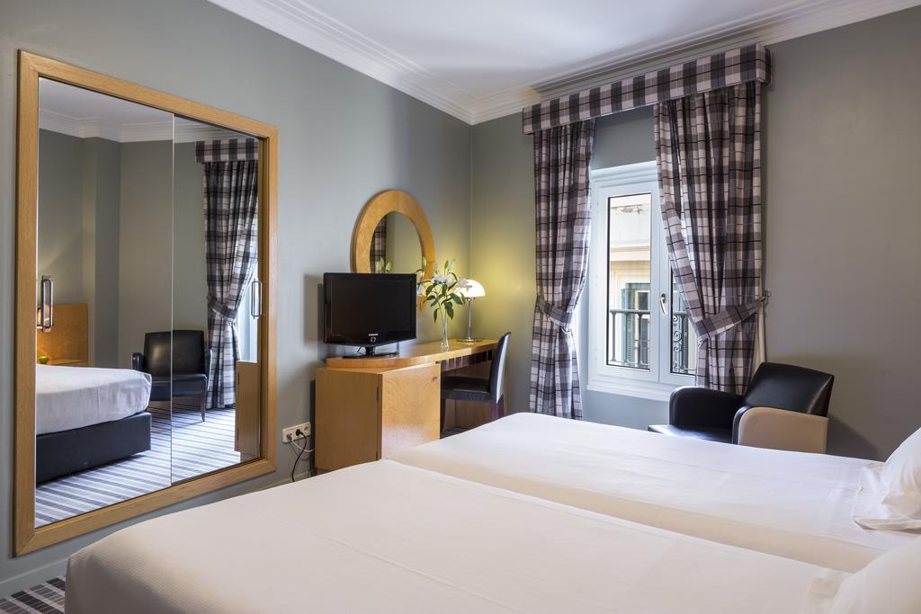 Standard del hotel Room Mate Larios