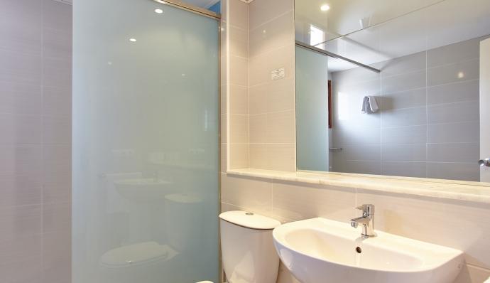 Apartamento 1 dormitorio  del hotel Mar i Vent