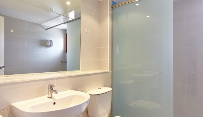 Apto. 2 dormitorios ( 1 dorm doble + 1 dorm individual) del hotel Mar i Vent. Foto 3