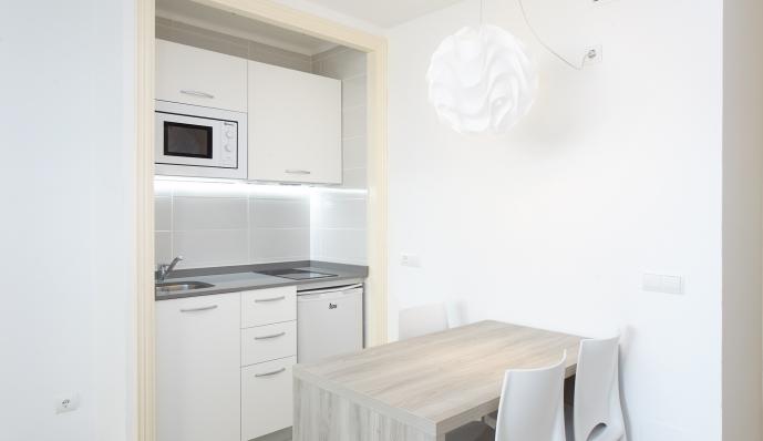 Apartamento 1 dormitorio  del hotel Mar i Vent. Foto 2