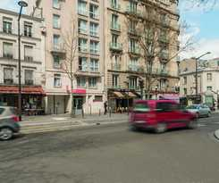Hotel Appart City Paris La Villette