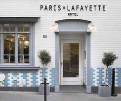 Hotel Comfort Paris La Fayette