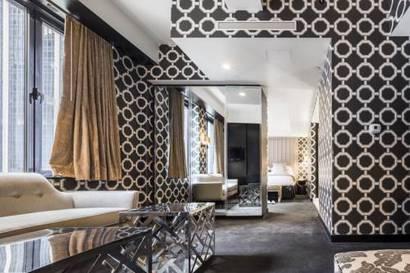 Suite Grace del hotel Room Mate Grace. Foto 3