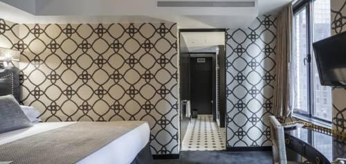 Habitación doble Ejecutiva del hotel Room Mate Grace. Foto 1