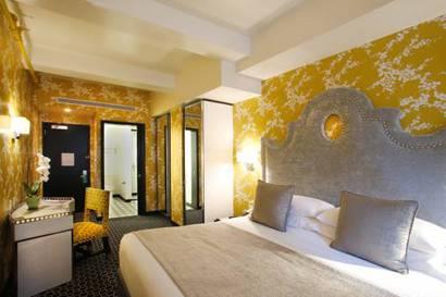 Habitación doble Ejecutiva del hotel Room Mate Grace. Foto 2