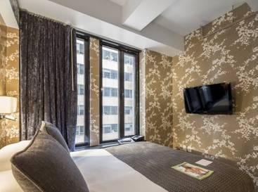 Habitación Básica del hotel Room Mate Grace