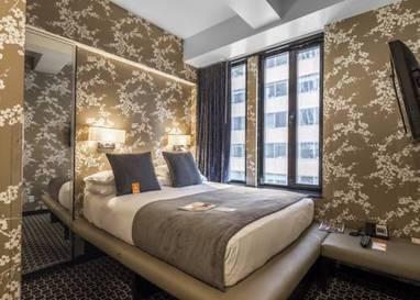 Habitación Básica del hotel Room Mate Grace. Foto 2