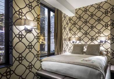 Habitación doble  del hotel Room Mate Grace. Foto 2
