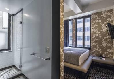 Habitación Básica del hotel Room Mate Grace. Foto 3