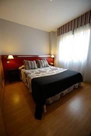 Habitación doble Terraza Superior del hotel Ascarza Badajoz