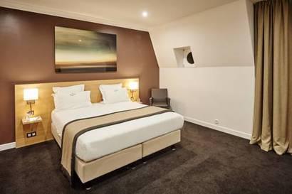 Habitación doble Lujo del hotel THE AUGUSTIN