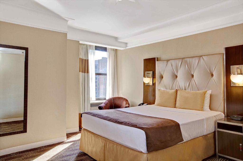 Metro Twin Room del hotel The New Yorker, A Wyndham