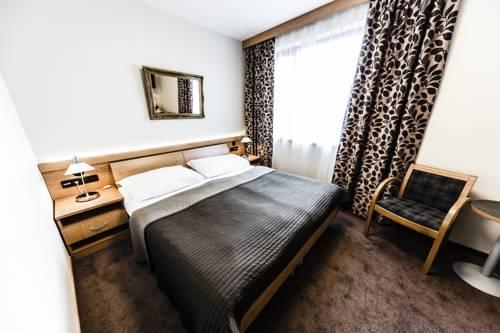 Habitación doble  del hotel Archibald