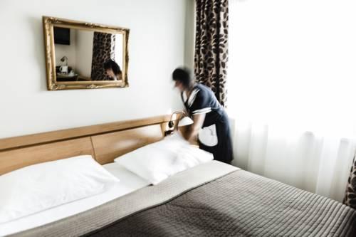 Habitación doble  del hotel Archibald. Foto 1