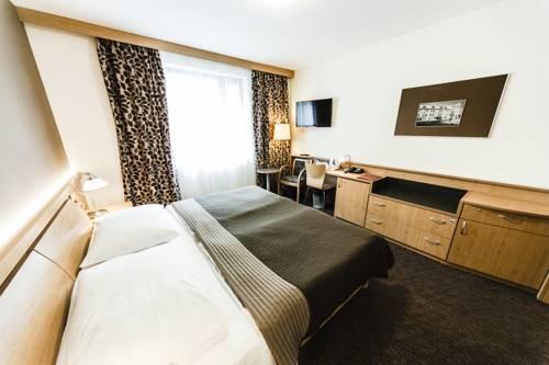 Habitación doble Vista Turística del hotel Archibald