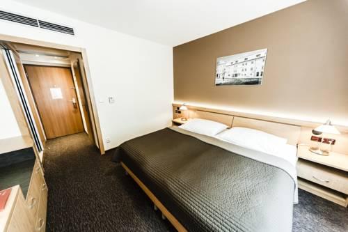Habitación doble Vista Turística del hotel Archibald. Foto 2