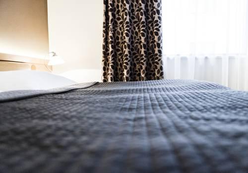 Habitación doble dos camas separadas del hotel Archibald. Foto 2