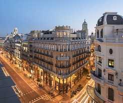Hotel IBEROSTAR LAS LETRAS GRAN VIA