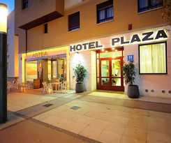 Hotel Pamplona Plaza