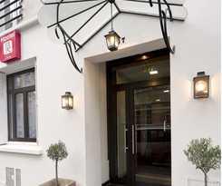 Hotel Hipotel Paris Père Lachaise République