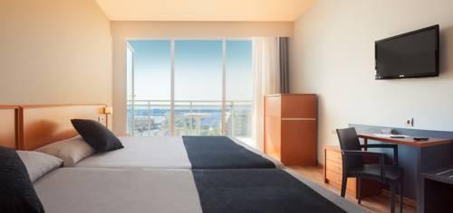 Habitación individual  del hotel RH VINAROS PLAYA. Foto 1