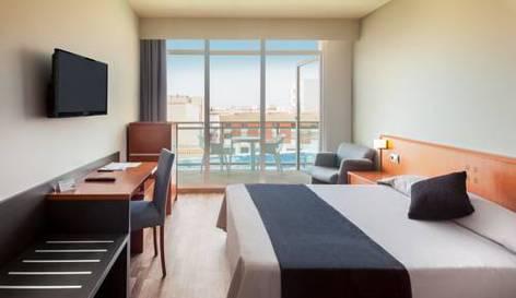 Habitación individual  del hotel RH VINAROS PLAYA. Foto 2