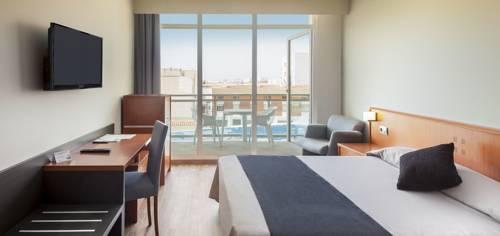 Junior suite  del hotel RH VINAROS PLAYA