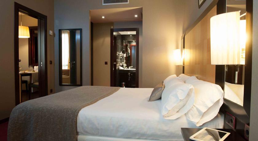 Junior suite  del hotel Sercotel Princesa de Eboli