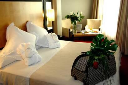 Habitación doble Superior del hotel Sercotel Princesa de Eboli