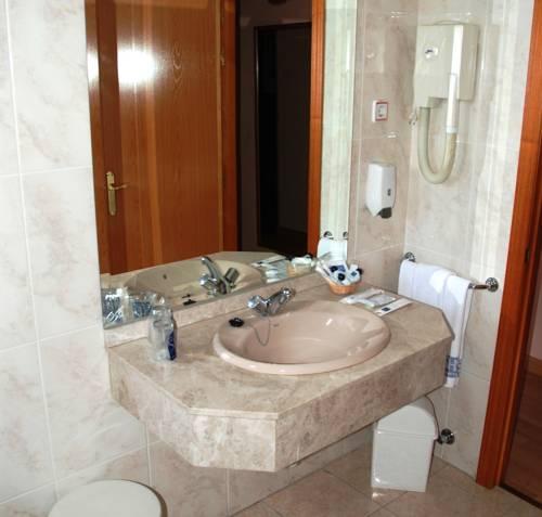 Habitación doble dos camas separadas del hotel Shs Aeropuerto. Foto 3