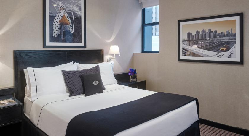 Superior Accessible del hotel Night Hotel Times Square