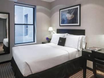 Superior City View del hotel Night Hotel Times Square