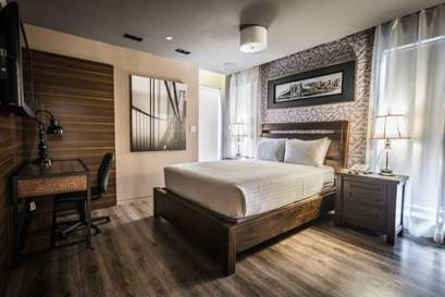 Presidential Penthouse Suite del hotel The Gallivant Times Square
