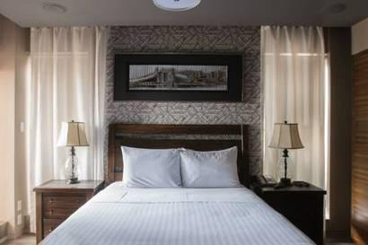 Presidential Penthouse Suite del hotel The Gallivant Times Square. Foto 1