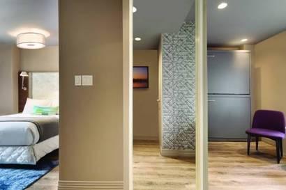 Habitación doble Premium del hotel The Gallivant Times Square