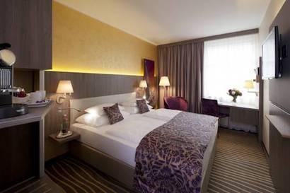 Habitación doble Privilege del hotel Mercure Wien Zentrum