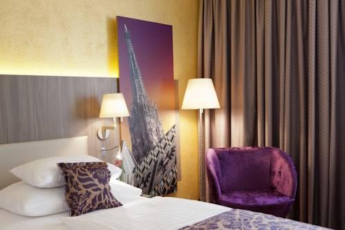 Habitación individual  del hotel Mercure Wien Zentrum